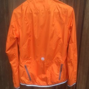 Bike windbreaker